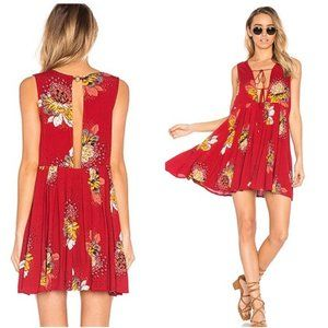 Free People Lovely Day Tunic Dress